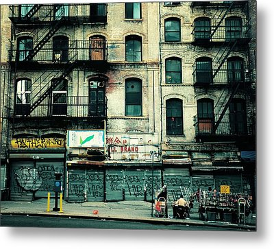 In Another Time And Place Metal Print by Vivienne Gucwa