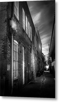 In Back Metal Print by Marvin Spates