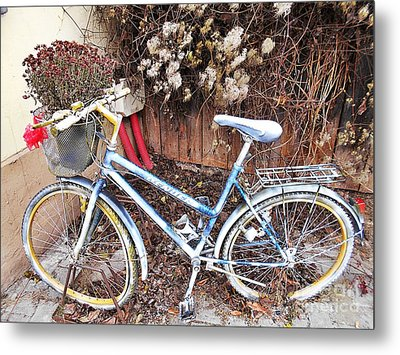 In Case You Need A Ride  Metal Print