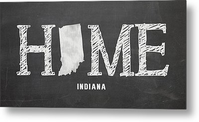In Home Metal Print