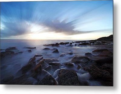 In The Morning Light Metal Print