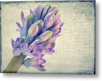 In The Spring Metal Print by Angela Doelling AD DESIGN Photo and PhotoArt