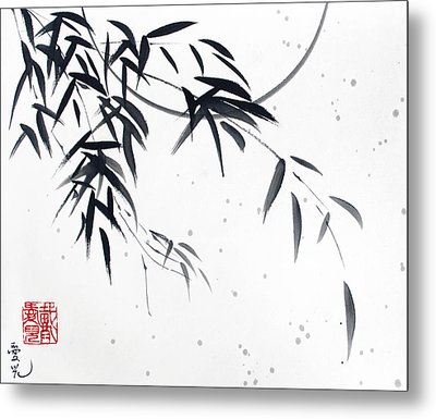In The Still Of The Night Metal Print by Oiyee At Oystudio