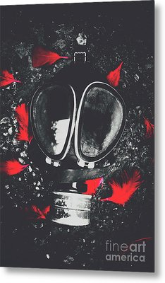 In Wars Wraith Metal Print by Jorgo Photography - Wall Art Gallery