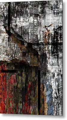 Metal Print featuring the digital art Inception by Ken Walker