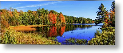 Incredible Pano Metal Print