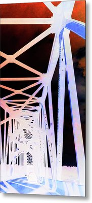 Metal Print featuring the photograph Indefinite Sight In by Jamie Lynn