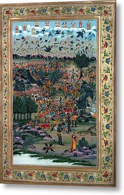 India: Ramayana, 1813 Metal Print