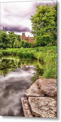 Indian Boundary Park  03 Metal Print by Earolyn Photography By Teague