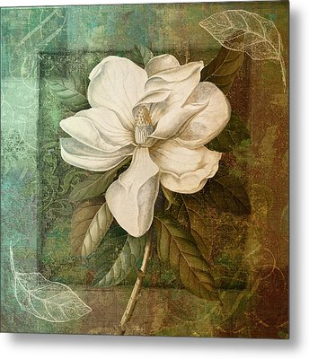 Indian Summer II Metal Print by Mindy Sommers