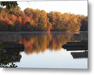 Metal Print featuring the photograph Indian Summer by Vadim Levin