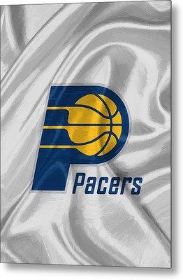 Indiana Pacers Metal Print