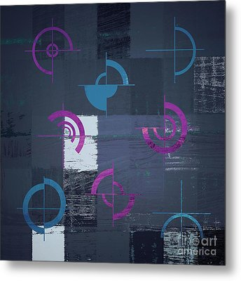Industrial Design - S02j088129164c3 Metal Print