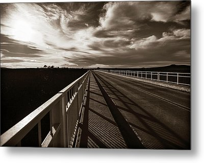 Metal Print featuring the photograph Infinity by Marilyn Hunt