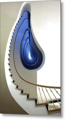 Infinity Steps Metal Print by Martin Widlund