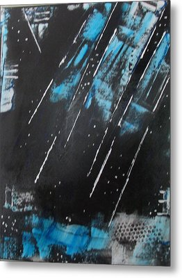 Inner Flight Metal Print