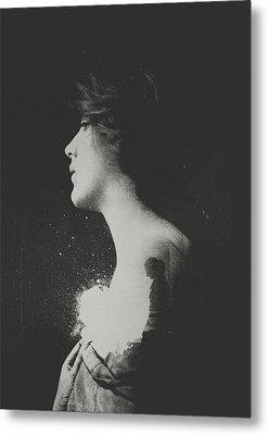 Inner Metal Print by Fran Rodriguez