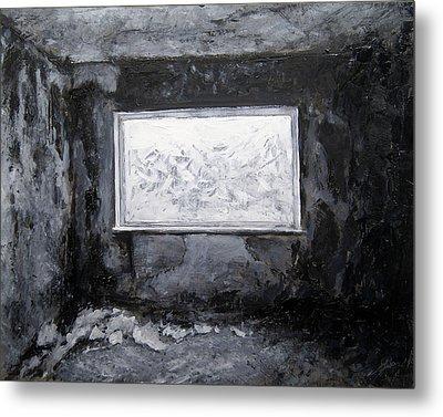 Inner Sanctum Metal Print
