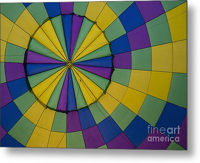 Inside Out Metal Print by Mike Dawson
