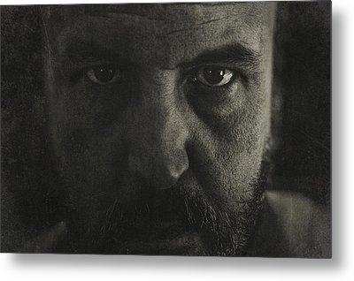 Insomnia Metal Print by Scott Norris