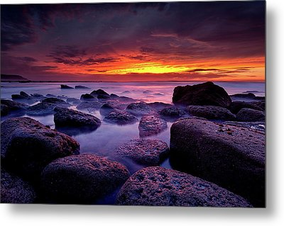 Metal Print featuring the photograph Inspiration by Jorge Maia