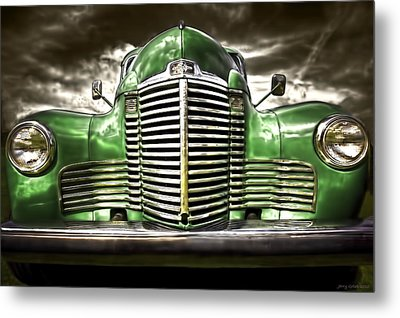 International Metal Print by Jerry Golab