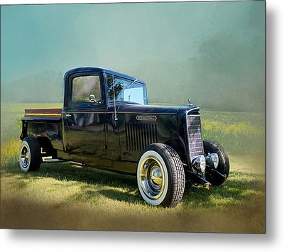 Metal Print featuring the photograph International by Robin-Lee Vieira