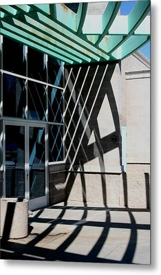 Intersections Metal Print by David S Reynolds