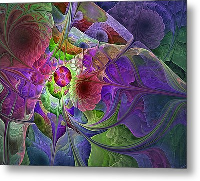 Into The Imaginarium  Metal Print