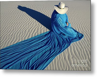 Into The Mystic 30 Metal Print by Bob Christopher