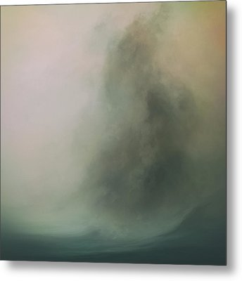 Into The Unknown Metal Print by Lonnie Christopher