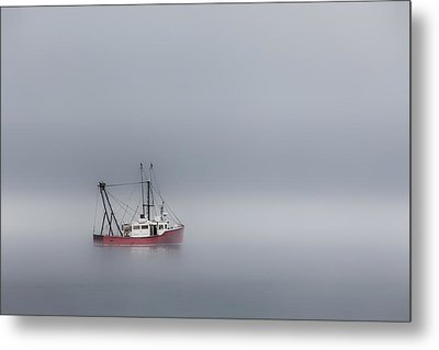 Into The Void Metal Print by Bill Wakeley
