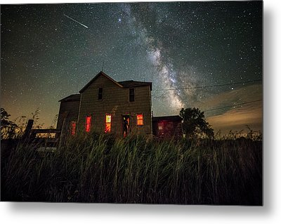 Metal Print featuring the photograph Invasion by Aaron J Groen