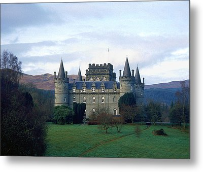 Inveraray Castle Metal Print