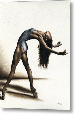 Invitation To Dance Metal Print by Richard Young