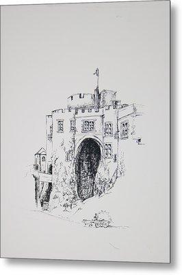 Ireland Castle 2 Metal Print