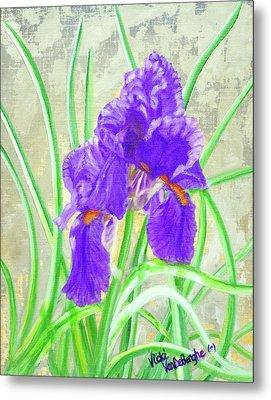 Iris Hope Metal Print