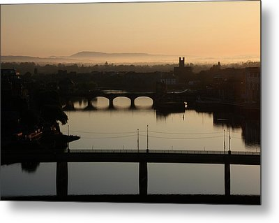 Irish Sunrise  Metal Print