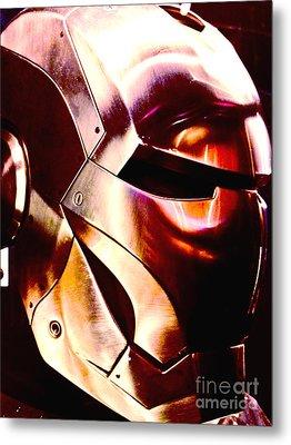 Iron Man 15 Metal Print by Micah May