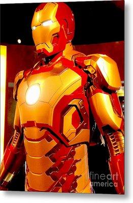 Iron Man 6 Metal Print by Micah May