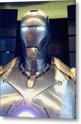 Iron Man 7 Metal Print by Micah May