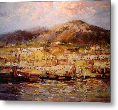 Ischia  Metal Print by R W Goetting