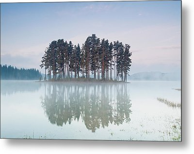 Island Of The Day Before Metal Print by Evgeni Dinev