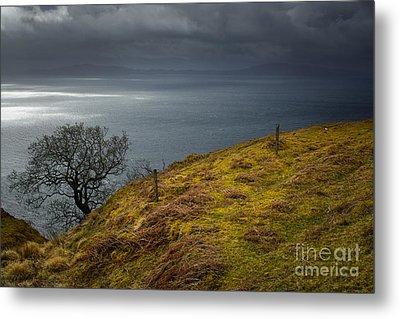 Isle Of Skye Views Metal Print by Nichola Denny