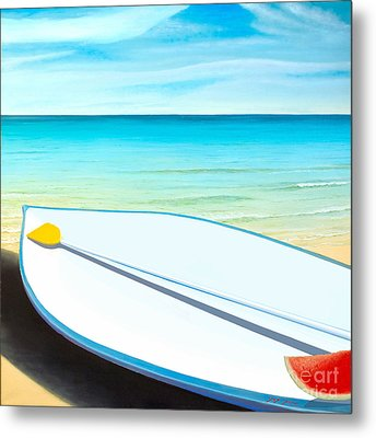 Israeli Summer Metal Print by Miki Karni