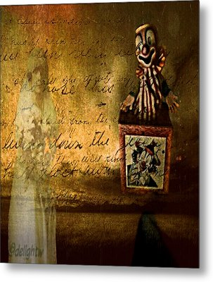 It Is Not You Metal Print