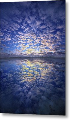 Metal Print featuring the photograph It Was Your Song by Phil Koch