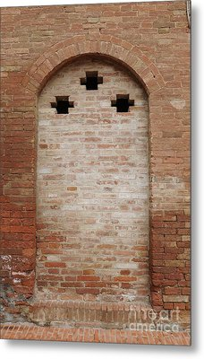 Italy - Door Fourteen Metal Print