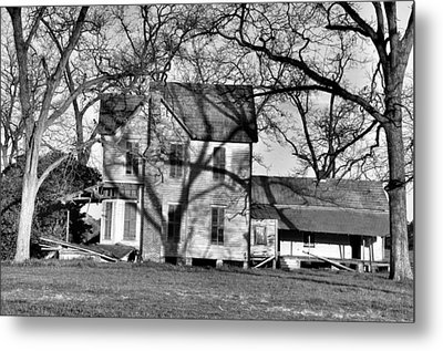 It's Been Awhile Metal Print by Jan Amiss Photography