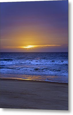 It's Going To Be A Lovely Day Metal Print by Betsy Knapp